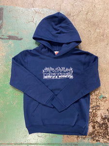Youth Lighthouse Hoodie Flame