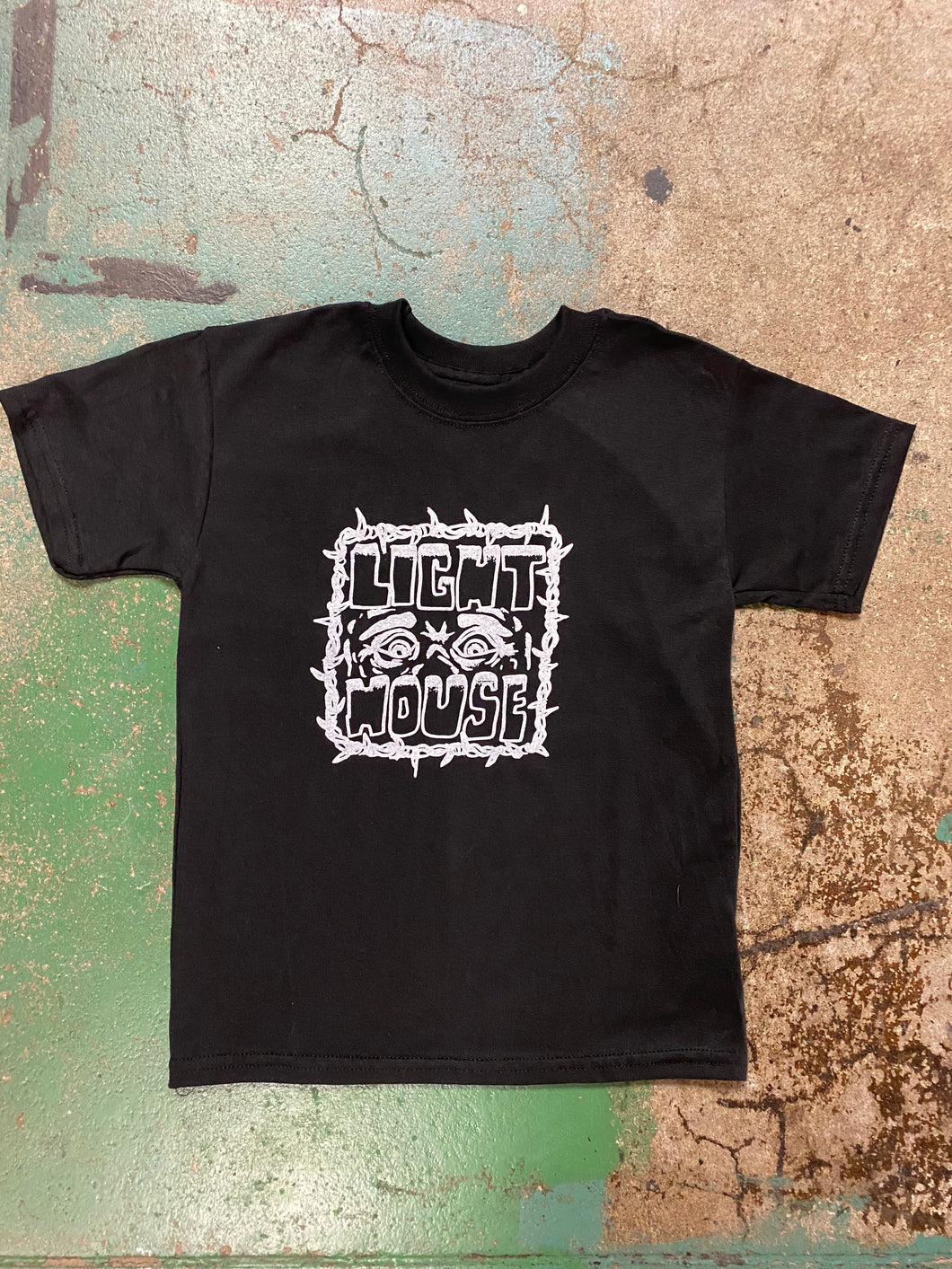 Youth Lighthouse Barbwire Shirt