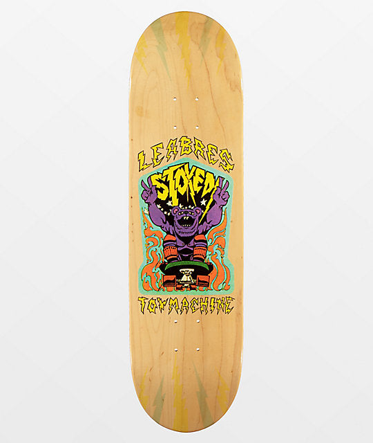 Toy Machine Coffin Deck 8.38
