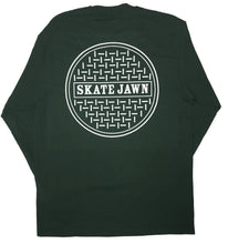 Load image into Gallery viewer, Skate Jawn Sewer Long sleeve Shirt
