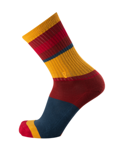 Psockadelic Striped Sock