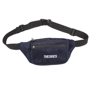 Theories Stamp Shoulder Bag