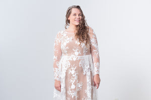 Best Wedding Dress Styles for Plus Size Brides
