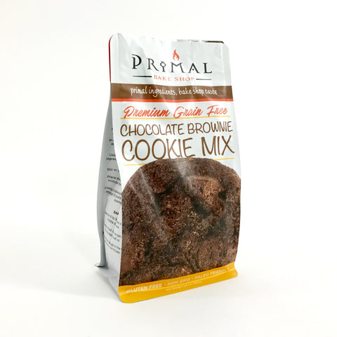 Premium Grain-Free Chocolate Brownie Cookie Mix