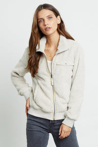 Austin Cream Fleece