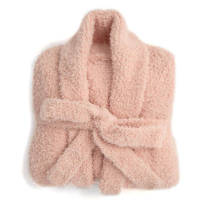Blush Clemence Cozy Robe