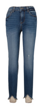Load image into Gallery viewer, Kut From the Kloth High Rise Skinny with Step Fray Hem