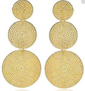Greta Gold Earrings