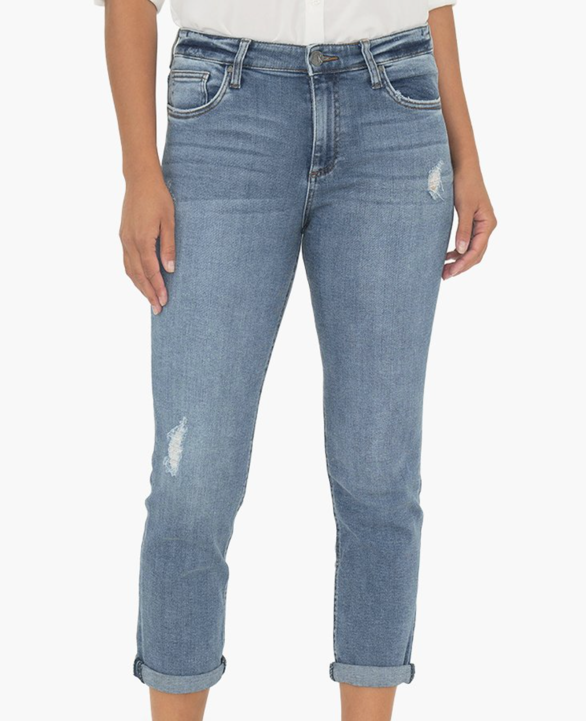 Rachel Mom Jean by Kut From the Kloth