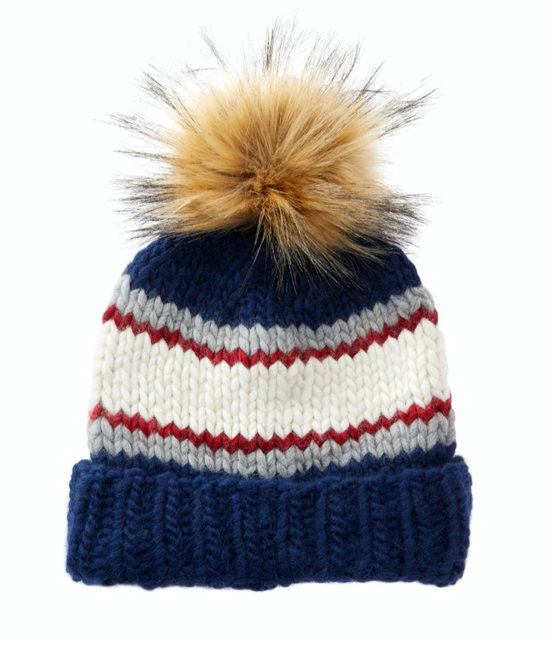 The Pats Beanie by Shi* That I Knit