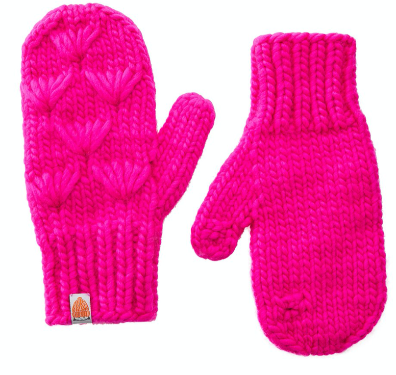 The Motley Mittens by Sh*t That I Knit