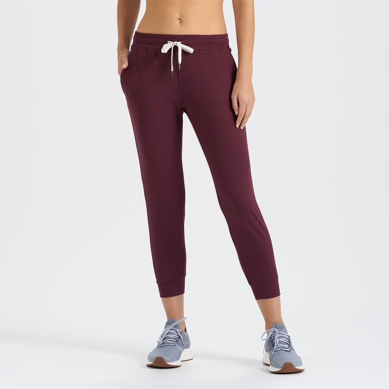 Cerise Performance Joggers