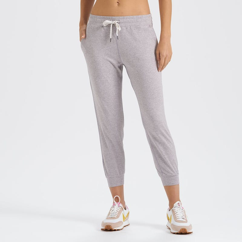 Clay Heather Performance Joggers