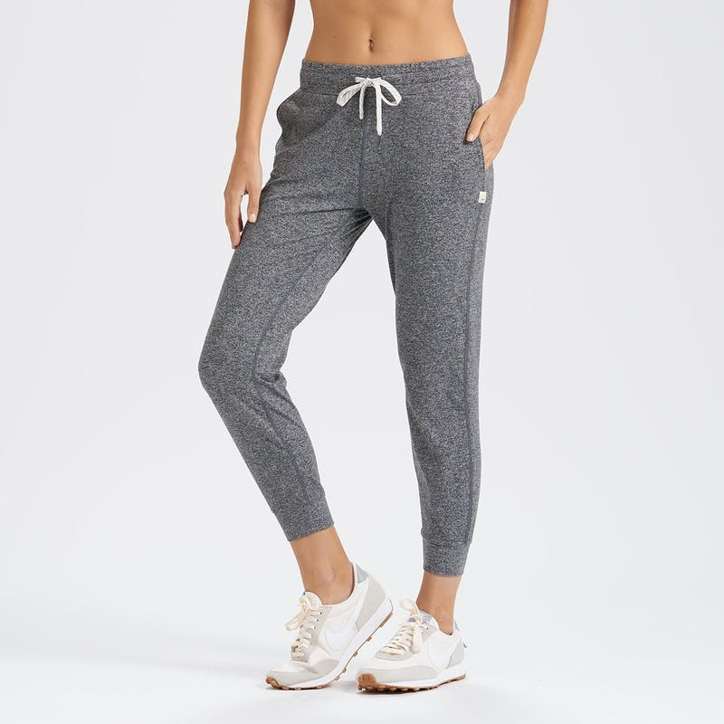 Heather Grey Performance Jogger