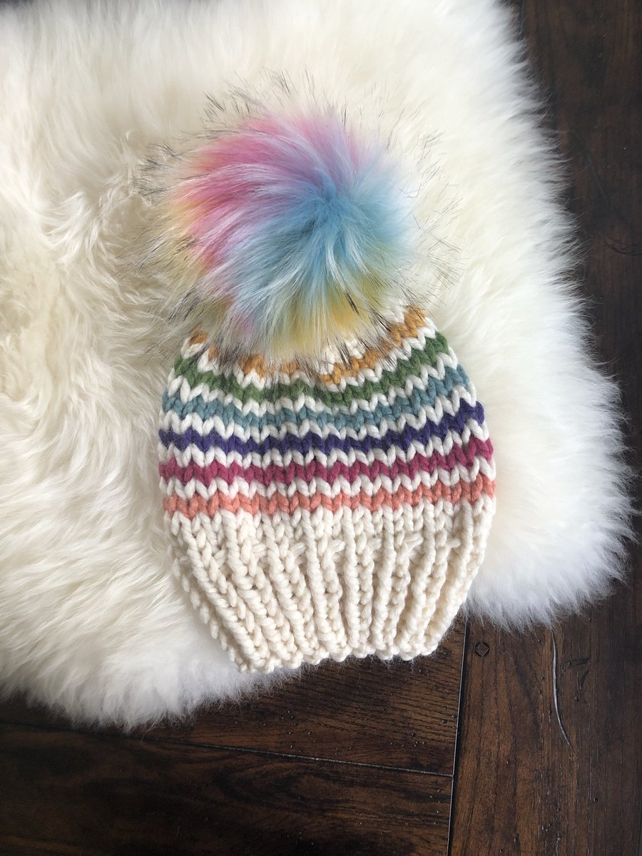 Meggles Knits Kids Winter Hat