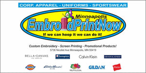 Embroid Print Now Fast Embroidery Services