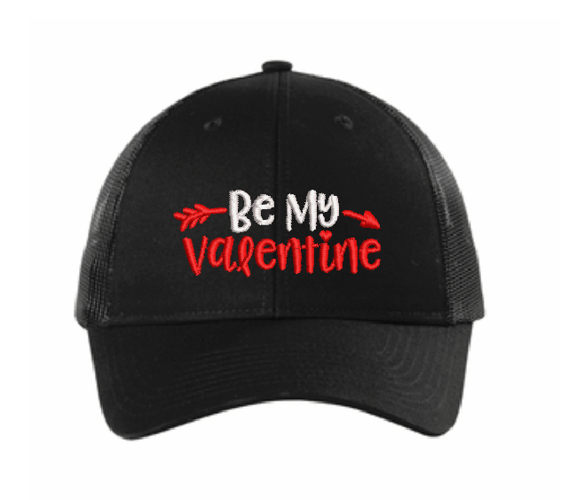 Be My Valentine Low-Profile Snapback Trucker Cap