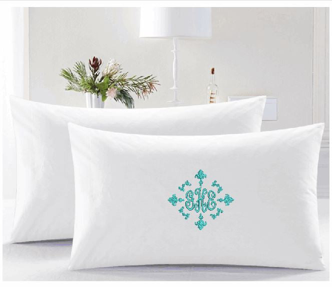 Your Monogramed Pillow Cases
