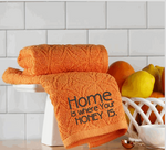 Home is Where your Honey Is Kitchen Towels