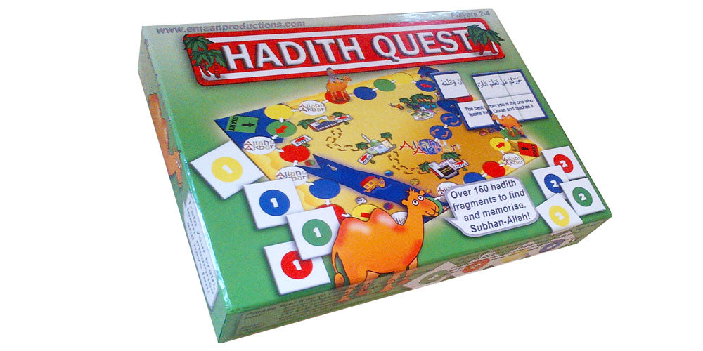Hadith Quest - EmaanProductions