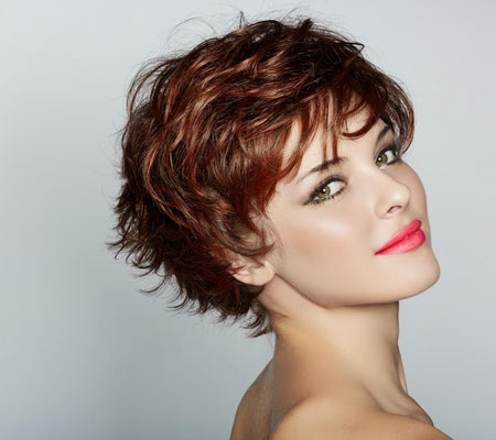 4 Awesome and Fun Hair Style for Short Hair