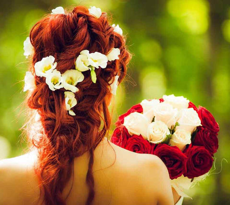 3 Wedding Hair Style Ideas For Your Amazing Hair