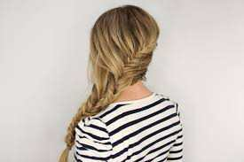 fishtail-hairstyle-women-thick-hair