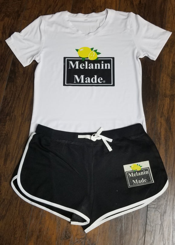 Melanin Made Short Set