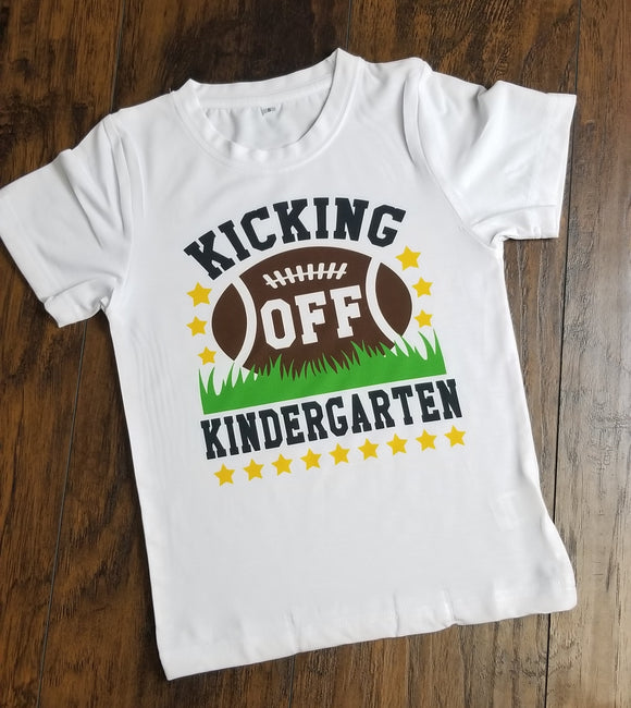 Kicking Off Shirt
