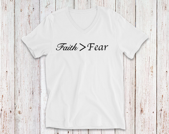 FAITH>FEAR TSHIRT