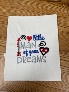 Little Man of Your Dreams TShirt