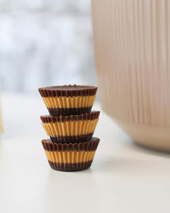 Salted Caramel Peanut Butter Cups 4 pack- 120g