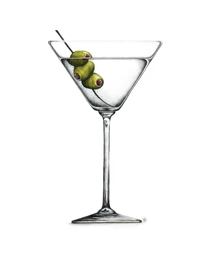 The classic Martini