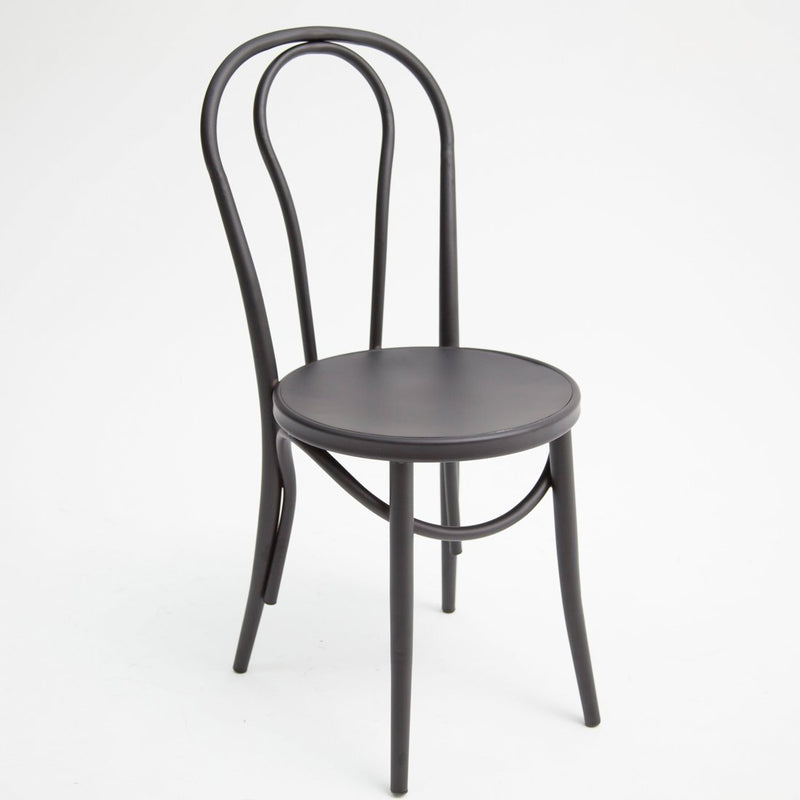 Bentwood Chair Black x2