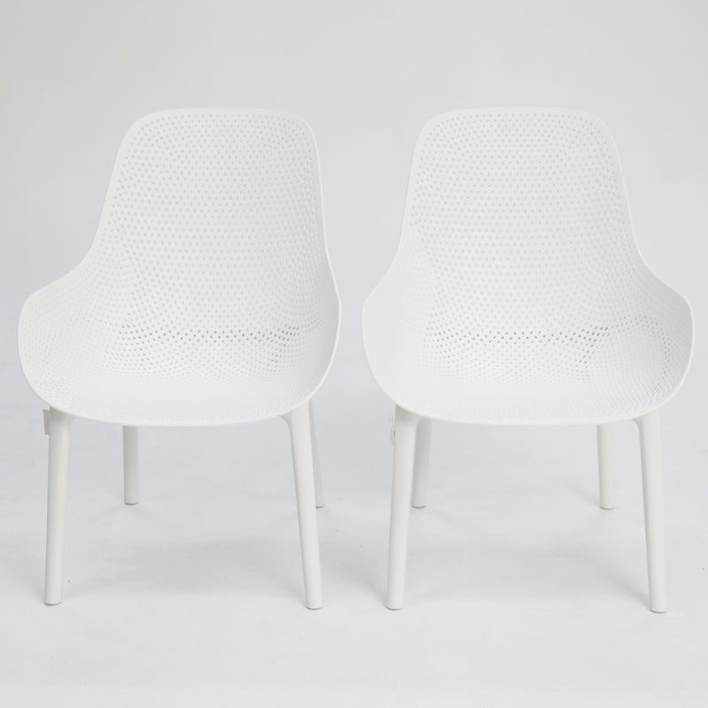 California Chair White x2