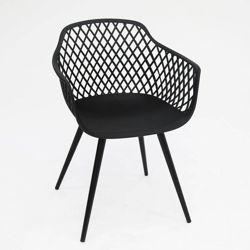 Java Chair Black x4