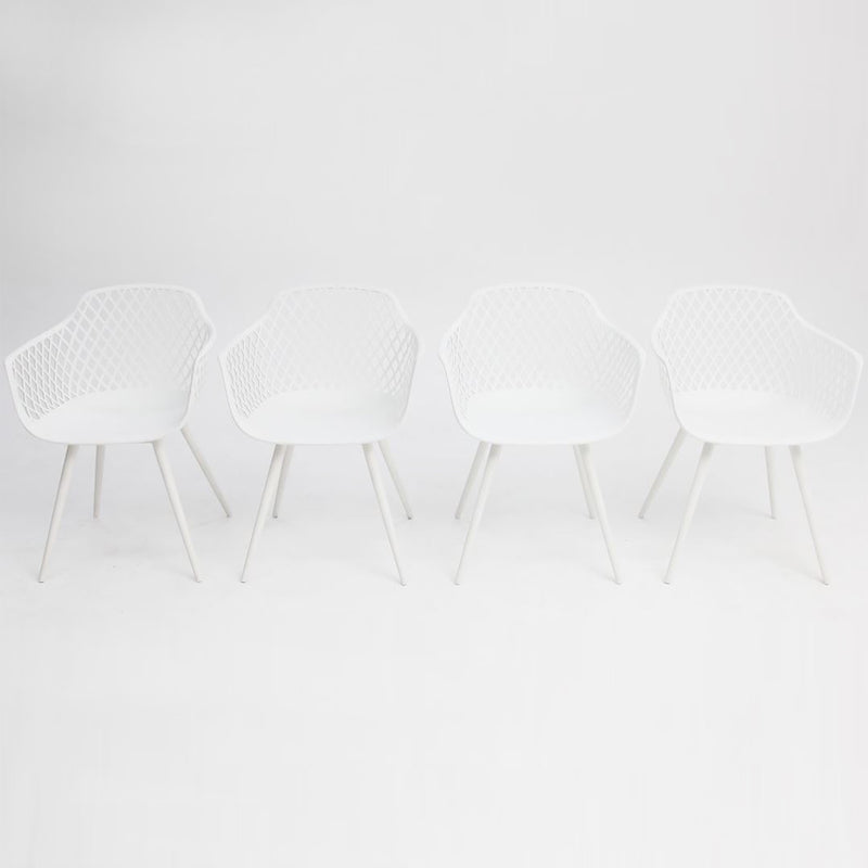Java Chair White x4