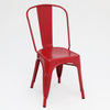 Paris 3pc Red Dining Setting