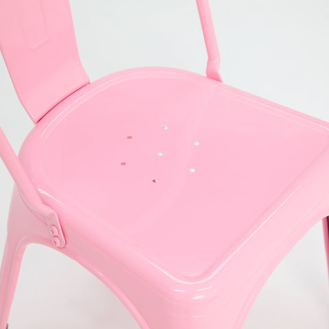 Paris Dining Chair Pink