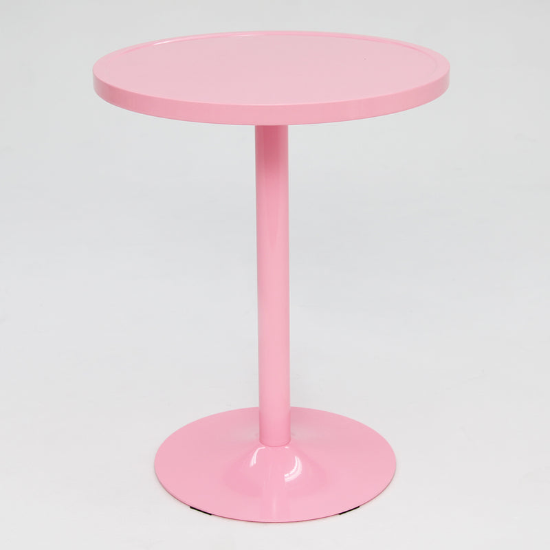 Paris Table Pink