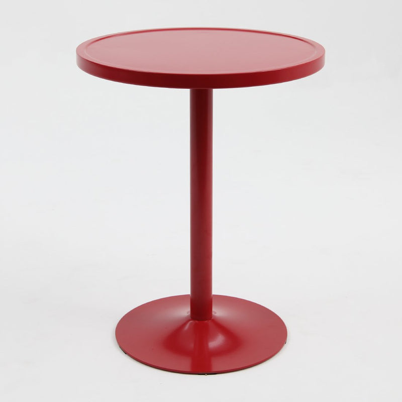 Paris Table Red