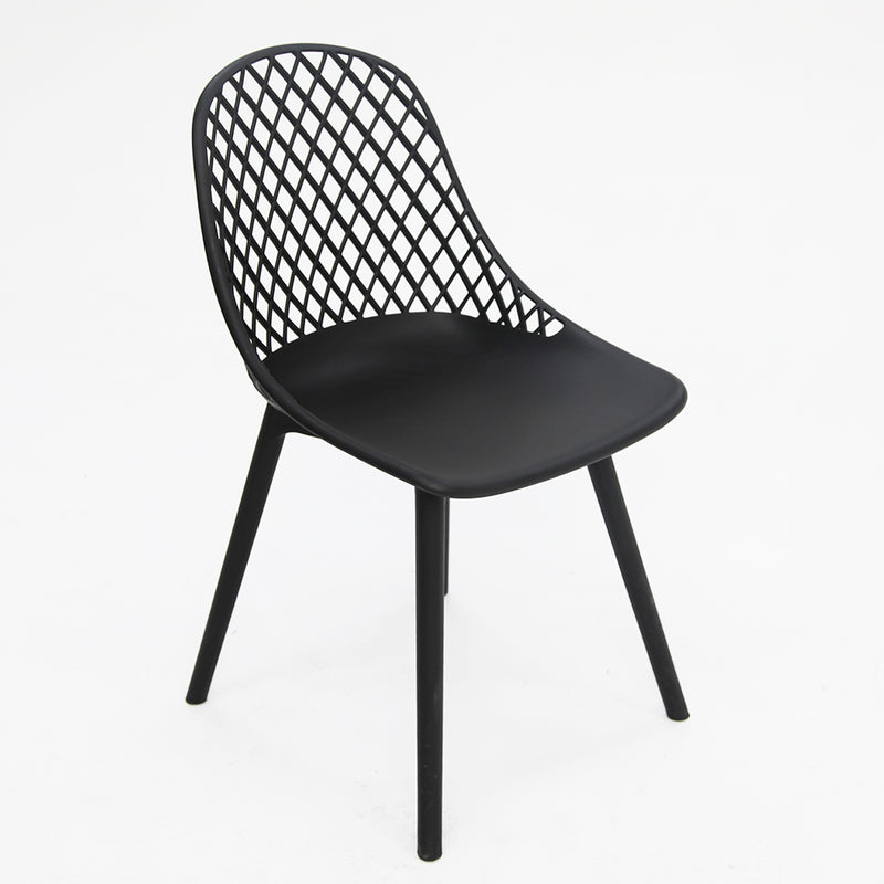 Persia Chair Black