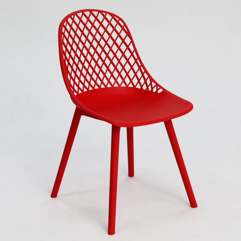 Persia Chair Red