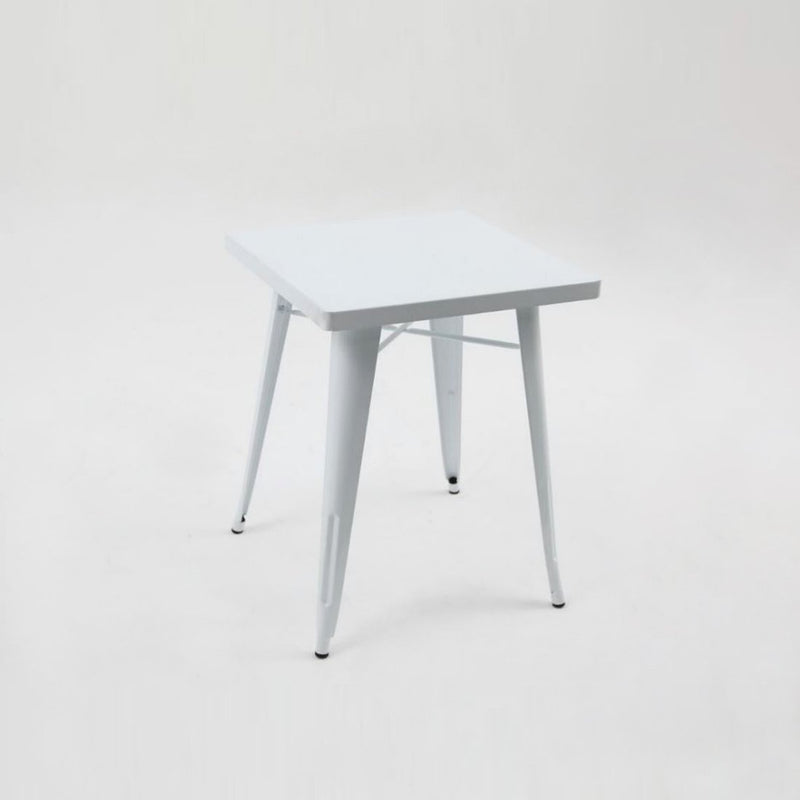 Tolix table White
