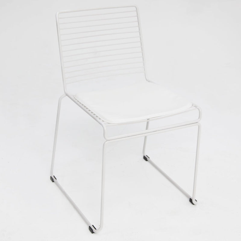Toorak Chair White