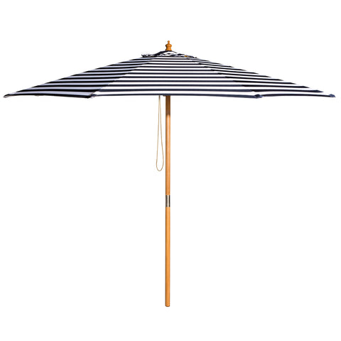St. Tropez Blue - 3m Diameter Umbrella