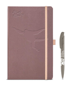 Appeel Apple-Leather Notebook with Eco-Pen