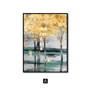 Abstract Painting AF-031 - Art-Factory