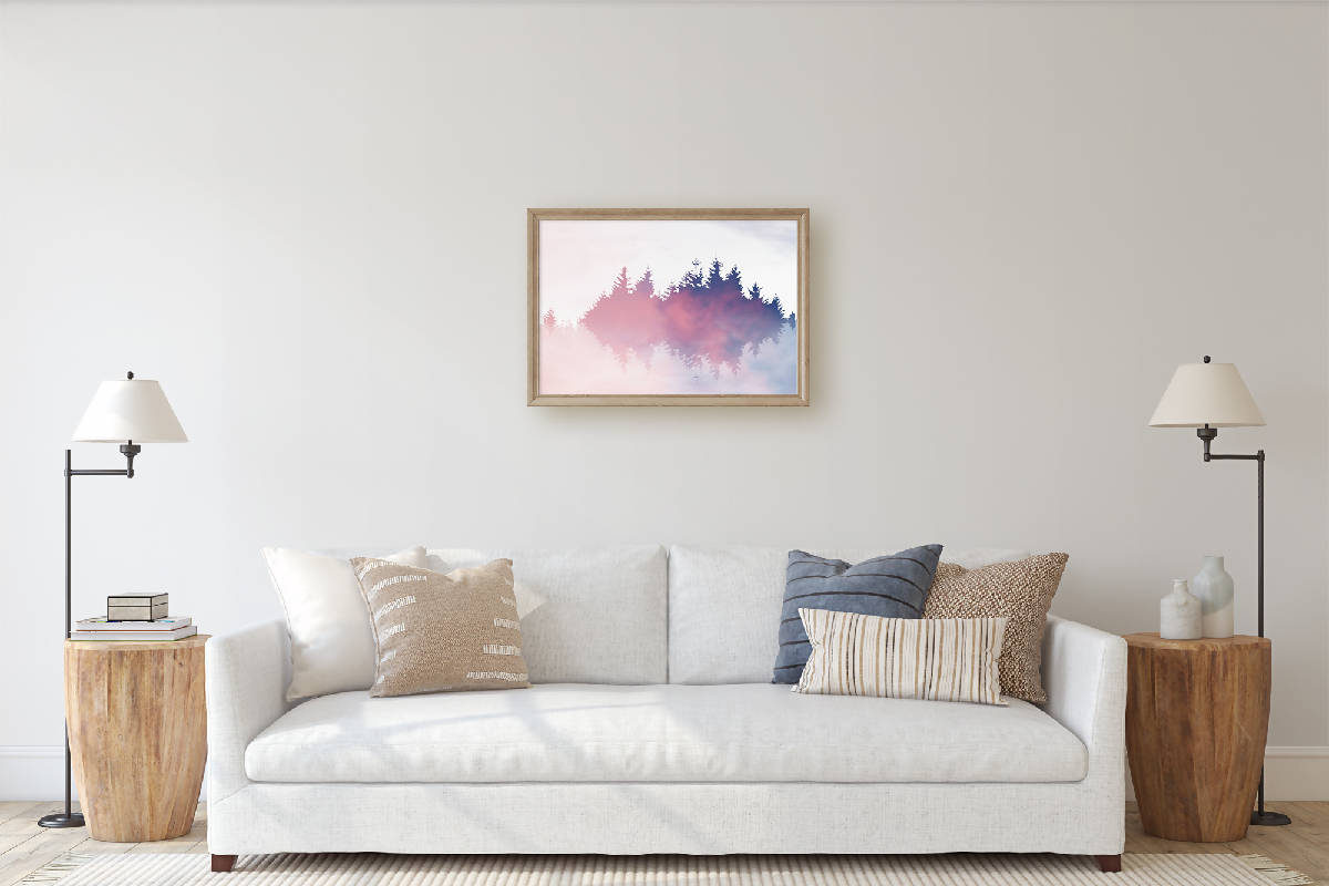 Pulse of Earth - Archival Print - made cleveland