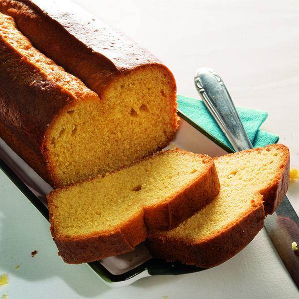 Cake without sugar, with lemon 400g